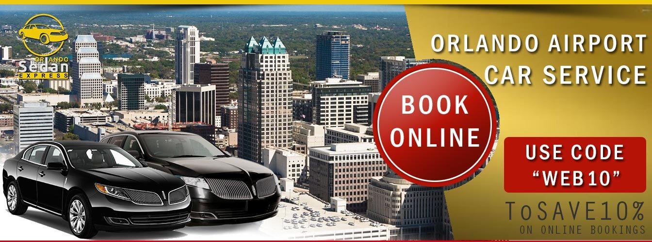 Orlando Sedan Express Orlando Airport Car Service